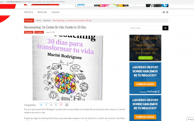 El GuíaBurros: Neurocoaching, en Madrid Business