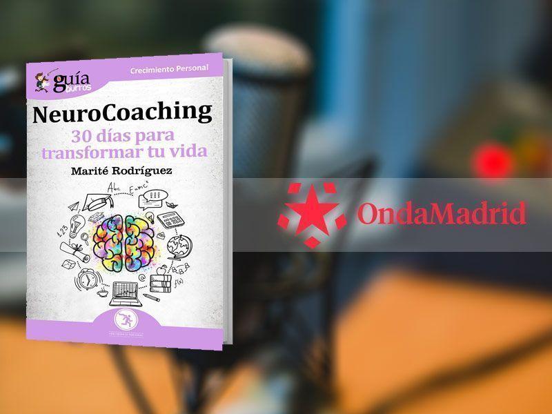 El GuíaBurros: Neurocoaching y su autora en Dos hasta las Dos, en Onda Madrid