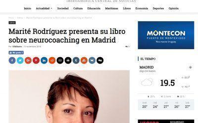 ICNDiario publica una reseña sobre el «GuíaBurros: Neurocoaching», de Marité Rodríguez